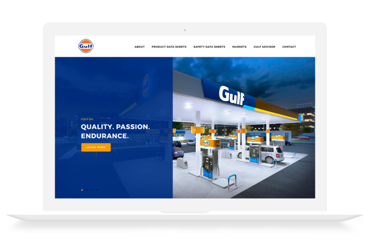 Gulf Oil International